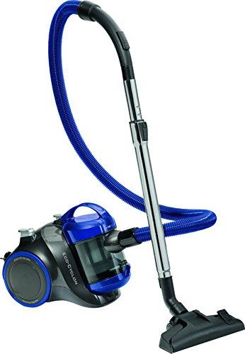 Clatronic BS 1304 Bodenstaubsauger EEK A, anthrazit / blau